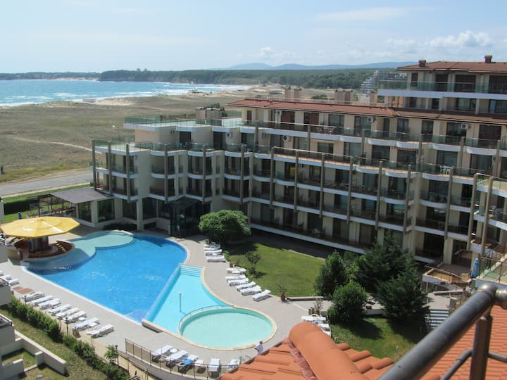 STUDIO APARTMENT 50 m TO THE BEACH