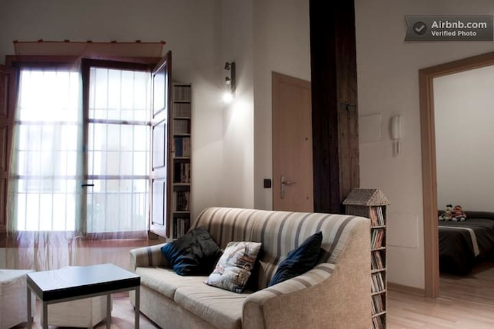 Beautiful apartment in the center - Málaga - Wohnung