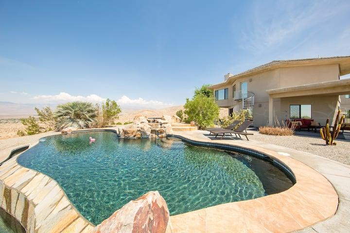 Hilltop Desert Estate