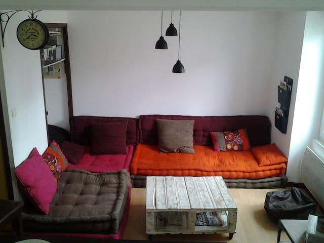 Confort et charme - Avrillé - Apartment