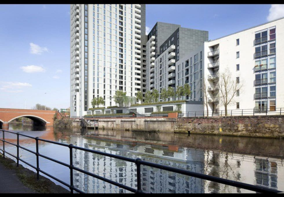 Rooms To Rent Castlefield Manchester