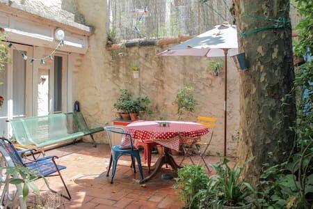 Chambre avec salle de bain privée - Marsilya