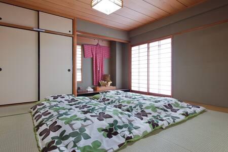701、Nipponbashi、Large room for 12 people、free wifi - Naniwa-ku, Osaka-shi - Appartamento
