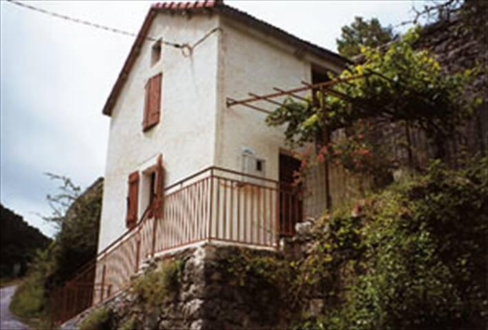 Maison 2 pers, La Caze