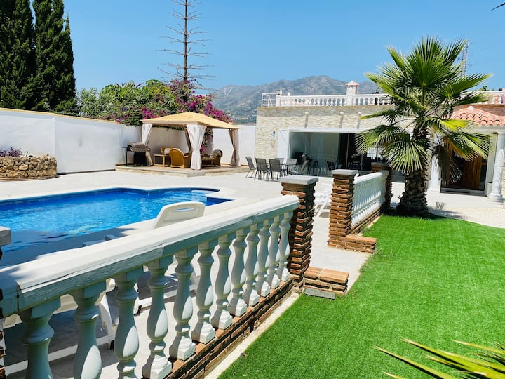 Wonderful Villa Costa del sol