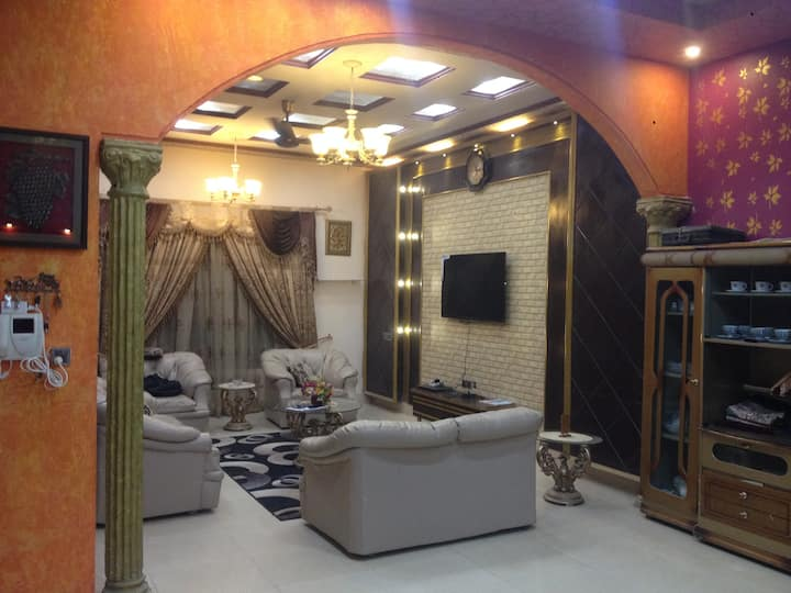 Beautiful  Calm & lash Area for best living style.