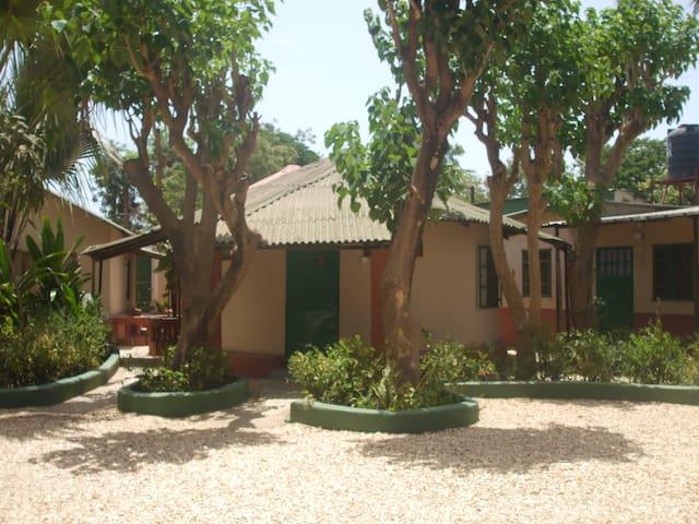 Camping-Sukuta& Lodge GAMBIA  NR 11
