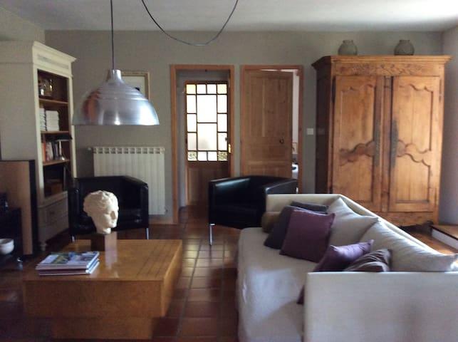 Maison au coeur du Minervois - Villegly - House