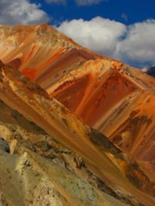 Tour Cordillera de Los Andes