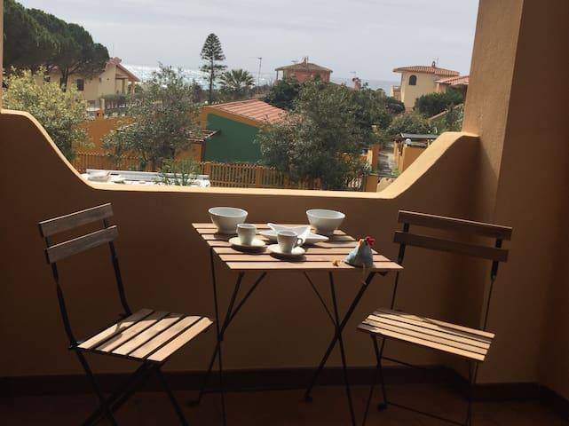 Sardegna vacanze sul mare appartamento panoramico