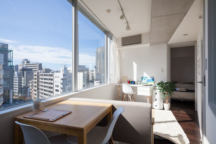 Shibuya Luxury Apart - Shibuya-ku - Appartement