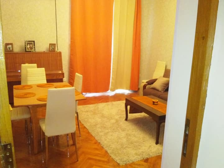Perfect one bedroom flat with full comfort