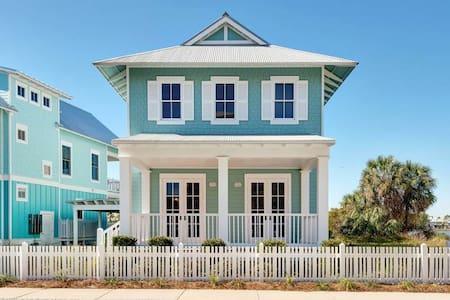 Just Beachy 4 Bdrm Home in Carillon Beach - Laguna Beach - Hus