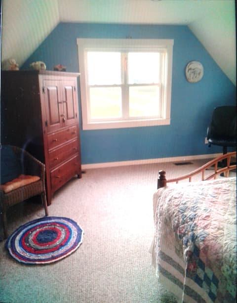 The empty nest suite