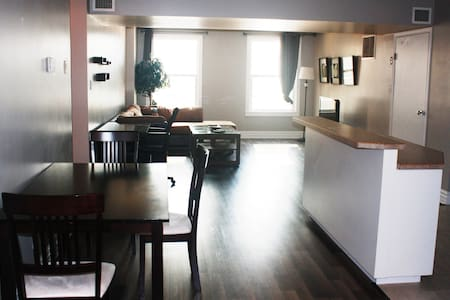 Fully furnished downtown condo! - Apartment