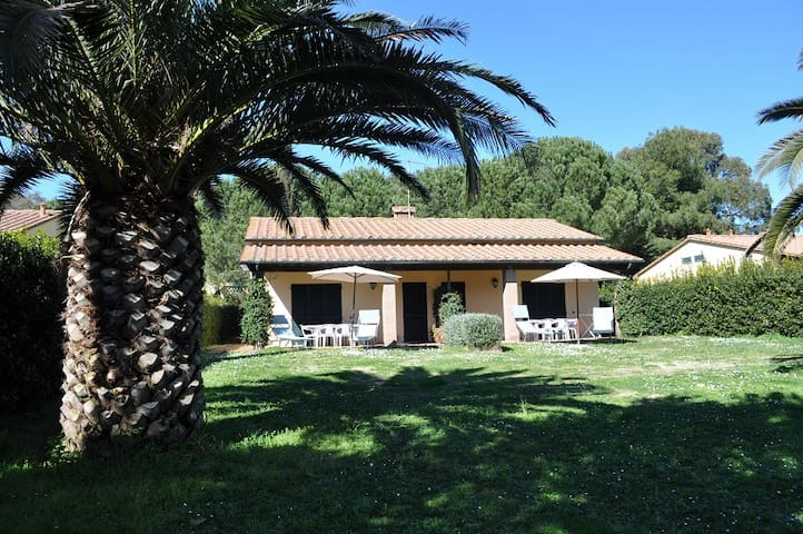 Country Villa on the Tuscan Sea! - Stazione di Populonia