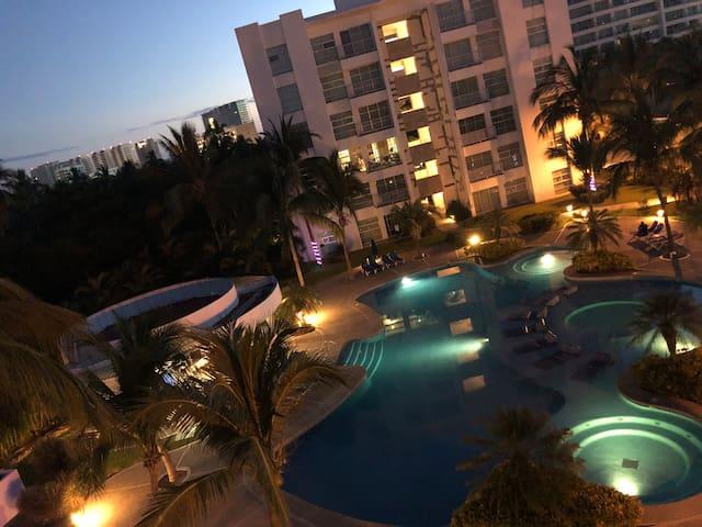 Apartamento de Lujo Acapulco Diamante Mayan Lakes