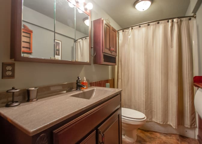 Lower Level 2 bedroom/2 baths