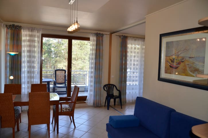 Apartament Lazurowy - Jastarnia - Appartement
