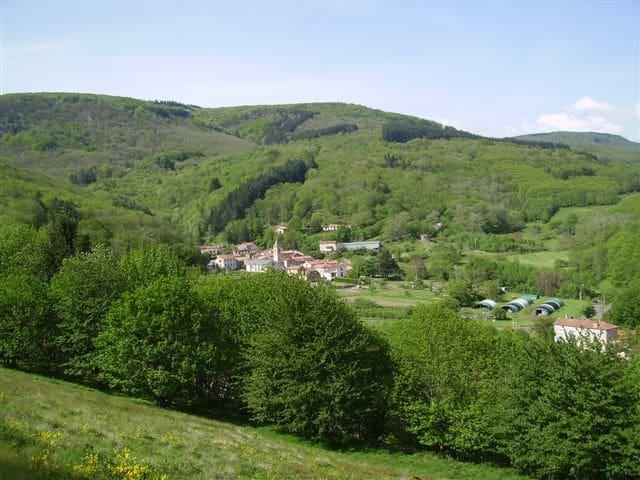 gîte la métairie basse herault languedoc - Courniou - Hus