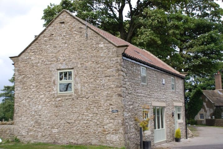 Barn conversion in idyllic setting - Bishop Auckland - House