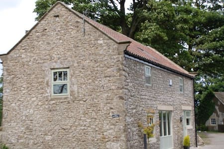 Barn conversion in idyllic setting - Bishop Auckland - Rumah
