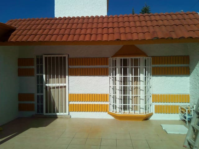 Hermosa casa a 10 minutos de la FNSM en coche