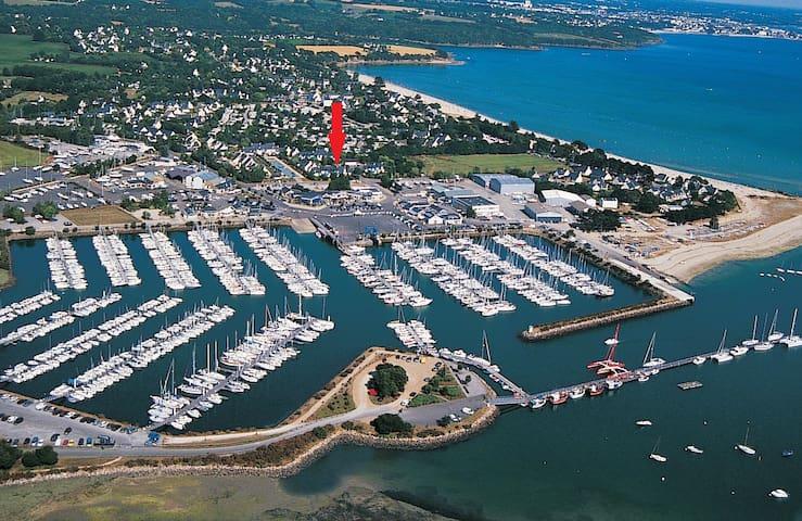 La Foret Fouesnant (29940) - proche port & plage - La Forêt-Fouesnant - Pis