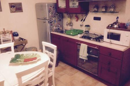 Taverna cucina e letto matrimoniale - Viareggio - House
