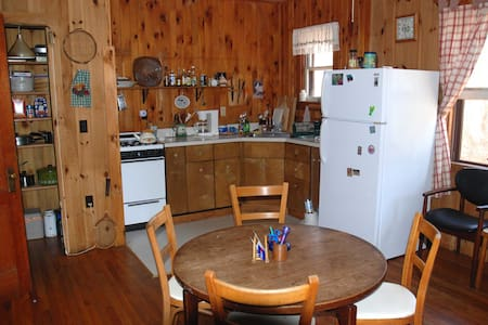 Homey, Rustic Cabin in Adirondacks - Brant Lake