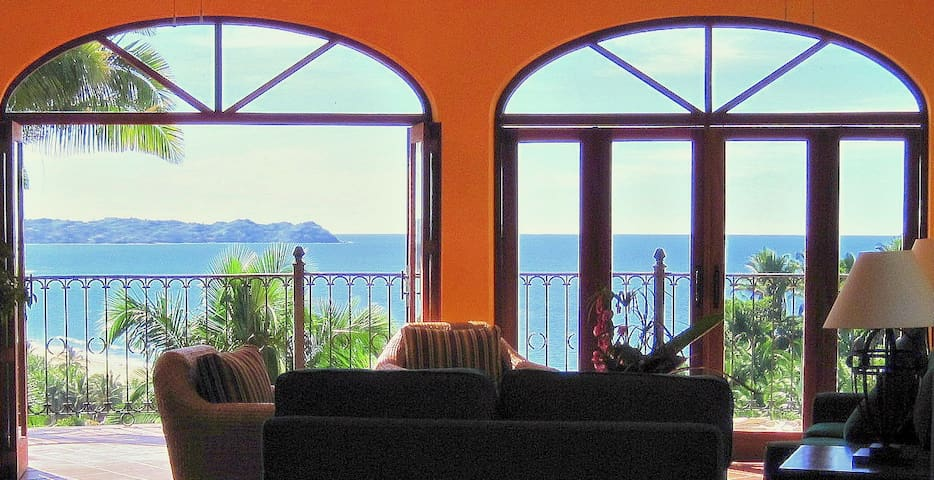 OUR VILLA has 1, 2, or 3 homes to fit your needs! - San Pancho (officially San Francisco) - Vila