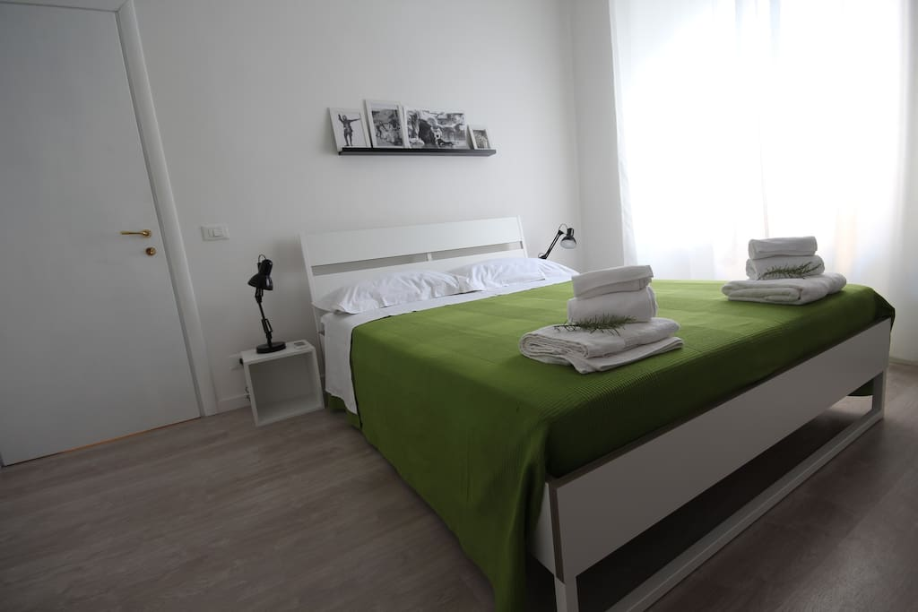 Brand new, modern and full equipped apartment