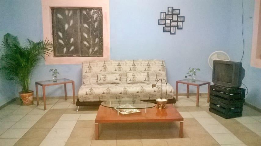 """""""Casa las Estrellas"""" Room 1 - Bacalar - Rumah"""