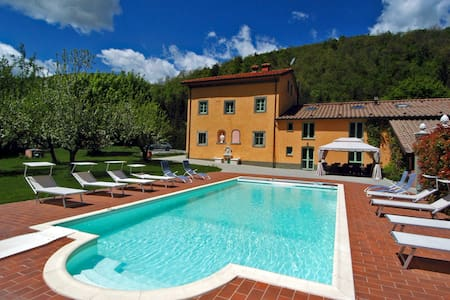 Villa Le Panche - Heated Pool, Spa - Pistoia - Villa