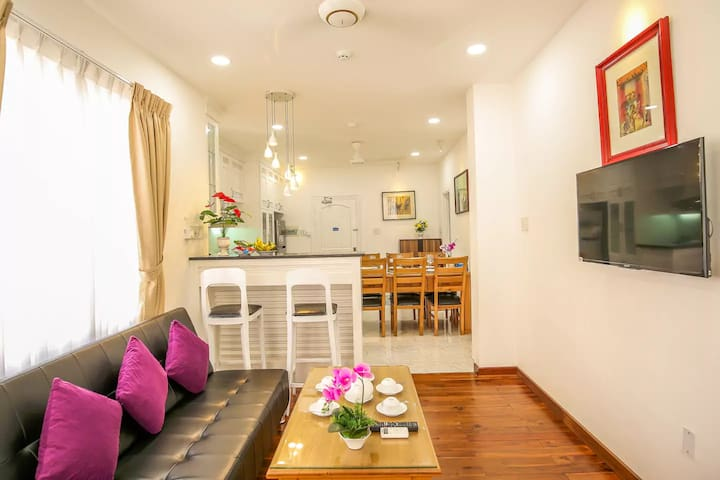 Beautiful Apartment in Downtown Saigon (PAR) - Ho Chi Minh City - Flat