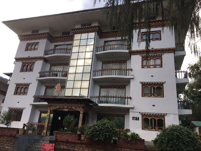 Shambala Executive Serviced Apartments  Thimphu