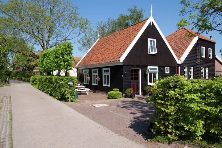 Voorhuisje island De Woude. 4 - 6 guests - De Woude - Flat