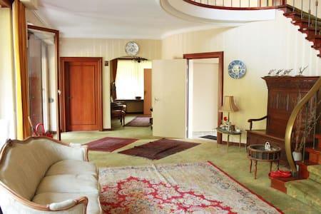 Rooms At Villa -Breda Int'l Airport - Rucphen