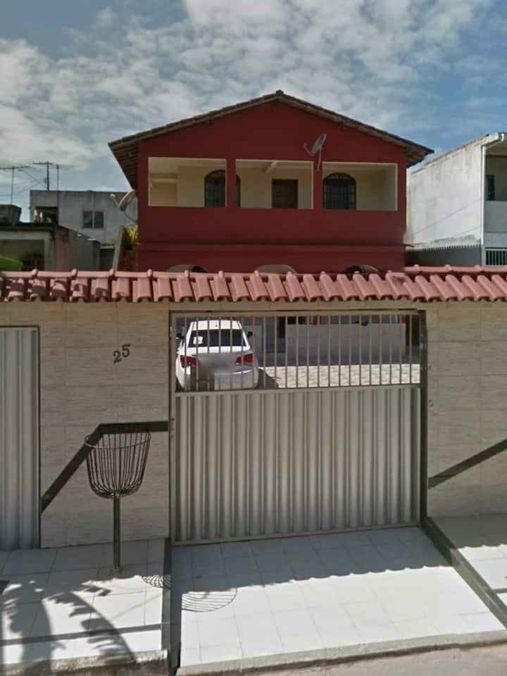 Casa completa na tranquilidade de Guarapari/ES.