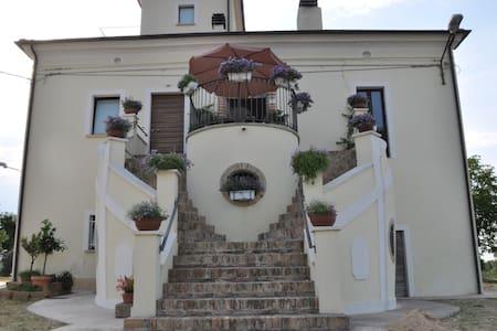 Casino Murri - Rocca San Giovanni - 独立屋