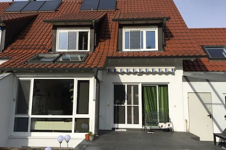 Helles Einfamilienhaus am Wald - Eriskirch - Dům
