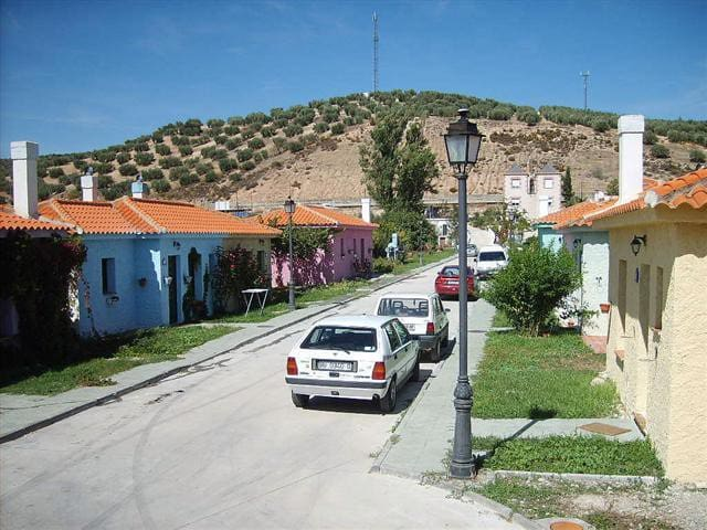 Alojamientos rurales prox. Granada - Deifontes - Rumah
