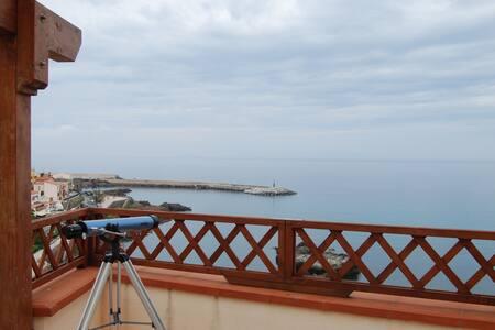 Appartamento panoramico sul mare - Castelsardo