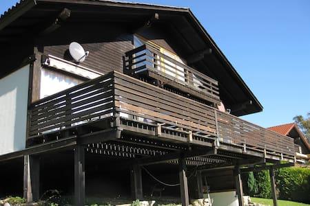 Spacious House Vorauf 5532.4 - Siegsdorf - Casa de camp