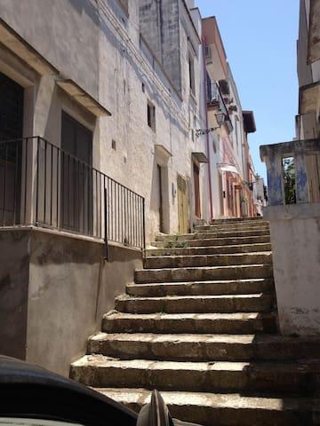 Loft in centro storico Matino
