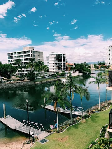 Waterfront king room in Surfers - Surfers Paradise