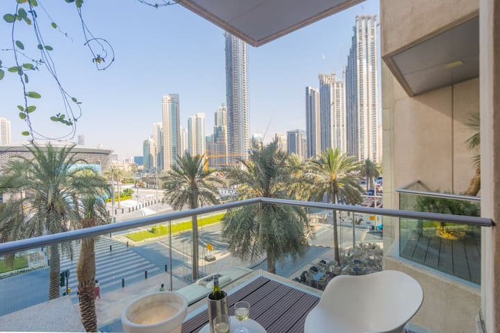 Loft Towers - Luxurious 1 Bed Apartment