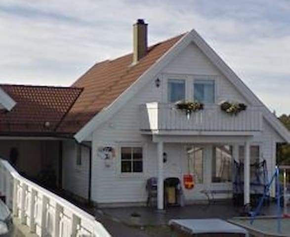 Cosy house close to city centre - Fjell