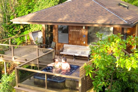 Soundview Cottage - a private retreat all your own - Seattle