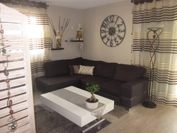 Appartement 53m² entre Bayonne et Hossegor